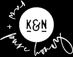 K&N Honey Logo